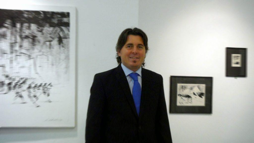 hoy te presentamos a Pablo Javier Vissale